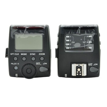 Meike MK-GT600 TTL Flash Trigger For Nikon ETTL Transmitter Receiver for Meike MK-910 Flash meike mk d750 battery grip pack for nikon d750 dslr camera replacement mb d16 as en el15 battery