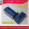 5pcs/lot Free shipping U2010B U2010 DIP 16