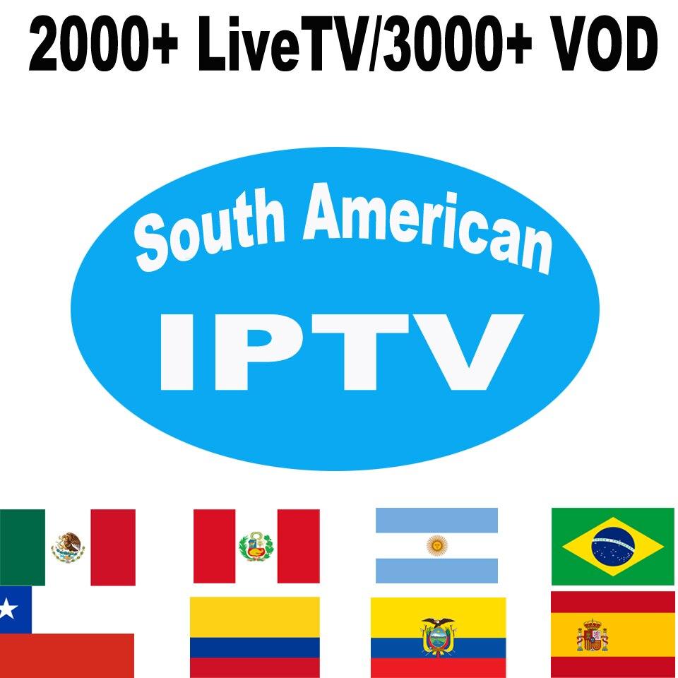 Nuova Moda Sud America Iptv Abbonamento Brasiliano Cile Perù Argentina America Latina Colombia Cuba Ecuador Dominicana Canali Tv In Diretta Costo Moderato