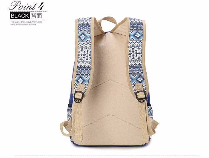 168b20edaa Cute School Bags 2018 Fashion Style Women Book Bags Canvas Printing ...
