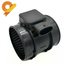 Купить с кэшбэком Mass Air Flow MAF Sensor For Opel Vauxhall Astra Corsa Meriva Omega Vectra Zafira Saab 9-3 5WK9606  5WK9641 90530463