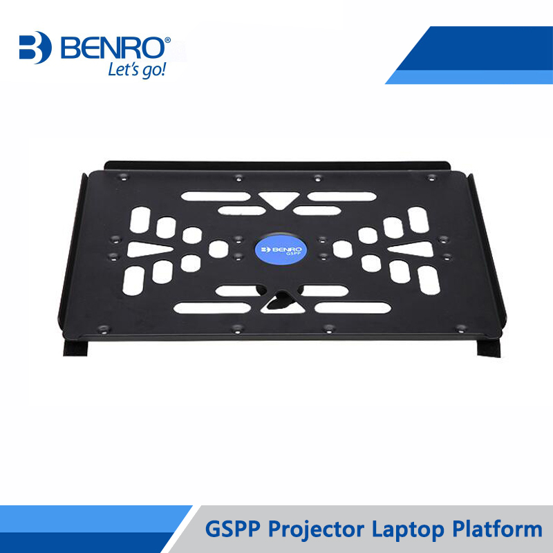Benro GSPP Projector Laptop Platform For SystemGo Tripod Modules GoSystem Creative Support Series DHL Free Shipping
