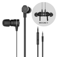 Small Hammerhead G20 Earphone With Mic In Ear Gaming Headsets Noise Isolation Stereo Deep Bass For