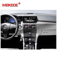 Free shipping! android7.1 Car multimedia Player for Mercedes Benz GLK X204 2008 2015 support 4G wifi bluetooth radio navi RDS