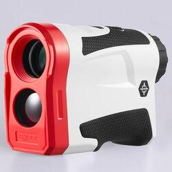 BIJIA 6x22 LF600AG Professional Golf Laser Rangefinder Range Finder Monocular With Vibrate Slope Distance Correction