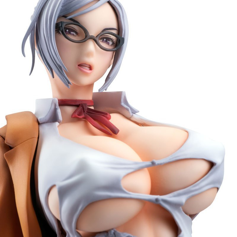 Meiko Shiraki Union Creative Prison School Sexy Action Figure PVC Collection Model toys anime brinquedos for christmas gift 18cm 1 7 scale sexy nurse momoi collection anime action figure pvc collection model toys brinquedos for christmas gift