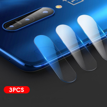 3PCS Len Screen Protector For Oneplus 7 Pro 6T 5T 3T One plus 7 pro Back Camera Lens Film Tempered Glass Ultra Thin Protection