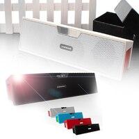 SDY-019 draadloze Bluetooth HIFI Draagbare Speaker 10 w USB Versterker Stereo Klankkast met mic FM Radio