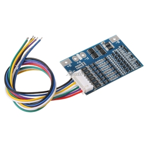 Image 4 - 6S 22.2V Li ion 18650 Lithium Battery BMS Charger Protection Board with Balance Whosale&Dropship