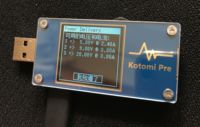 The Kotomi Premium USB Voltage Meter USB Table QC PD Triggers PD Testing Meter