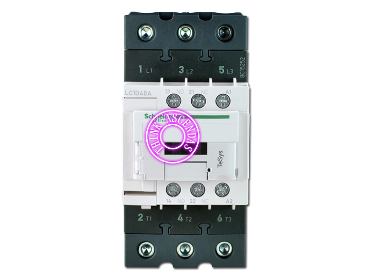 LC1D Series Contactor LC1D40A LC1D40AB7C LC1D40AC7C LC1D40ACC7C LC1D40AD7C LC1D40AE7C LC1D40AEE7C LC1D40AF7C LC1D40AFC7C 127V AC lc1d series contactor lc1d40a lc1d40ap7c lc1d40aq7c lc1d40ar7c lc1d40at7c lc1d40au7c lc1d40aw7c lc1d40av7c lc1d40az7c 21v ac