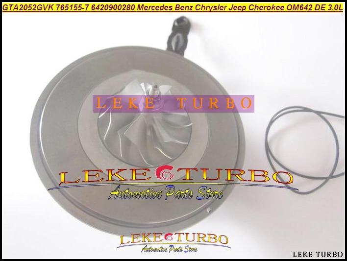 765155-0008 765155-0004 turbo cartridge chra 765155 765156 765156-0003 765156-0007 a6420901480 680372