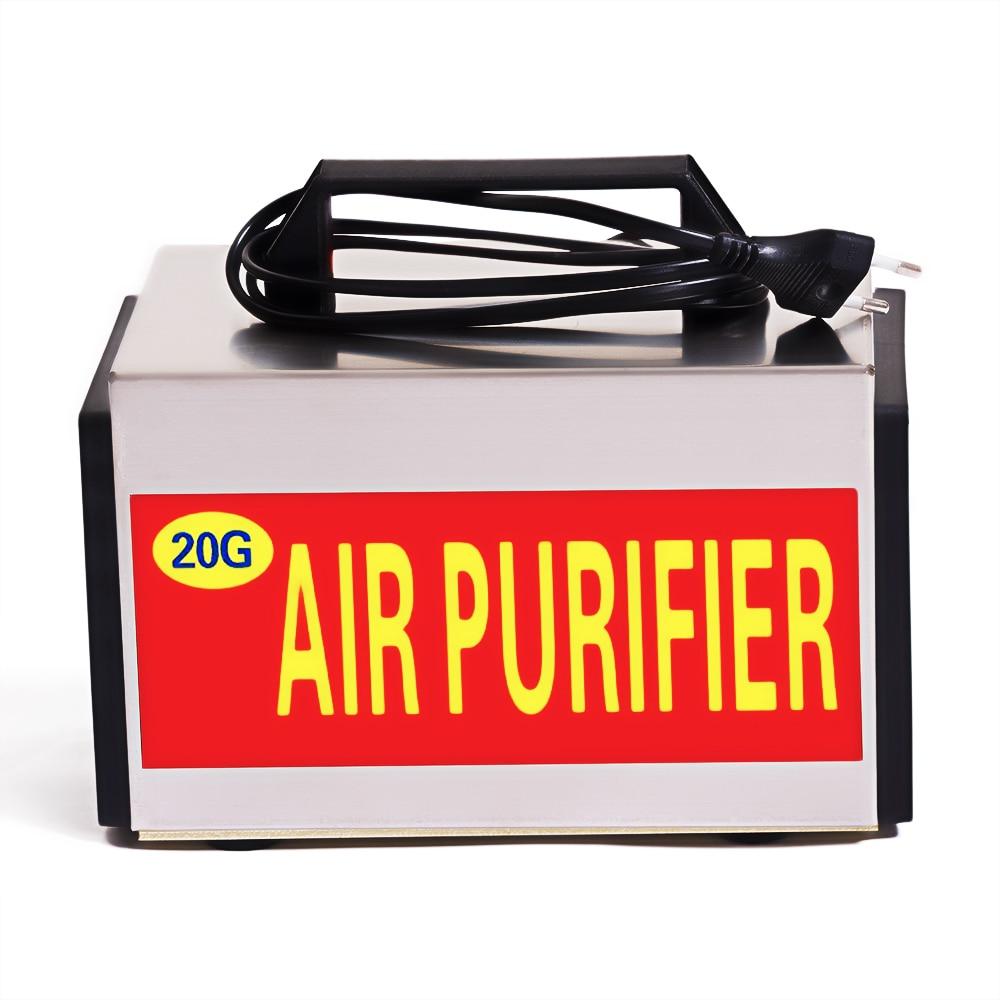 220V 20 グラムオゾン O3 発生器機空気清浄脱臭消毒  グループ上の 家電製品 からの 空気清浄機 の中 2