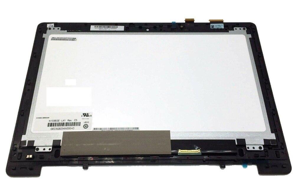 JIANGLUN Touch Screen Digitizer Assembly & Frame for Asus S301 S301LA S301LA-1A 13.3JIANGLUN Touch Screen Digitizer Assembly & Frame for Asus S301 S301LA S301LA-1A 13.3
