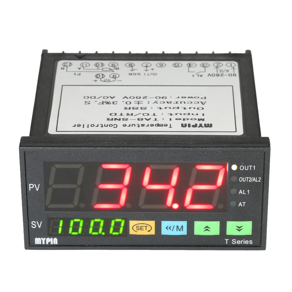 hight resolution of 1 pid temperature controller 2 bracket 1 user manual english