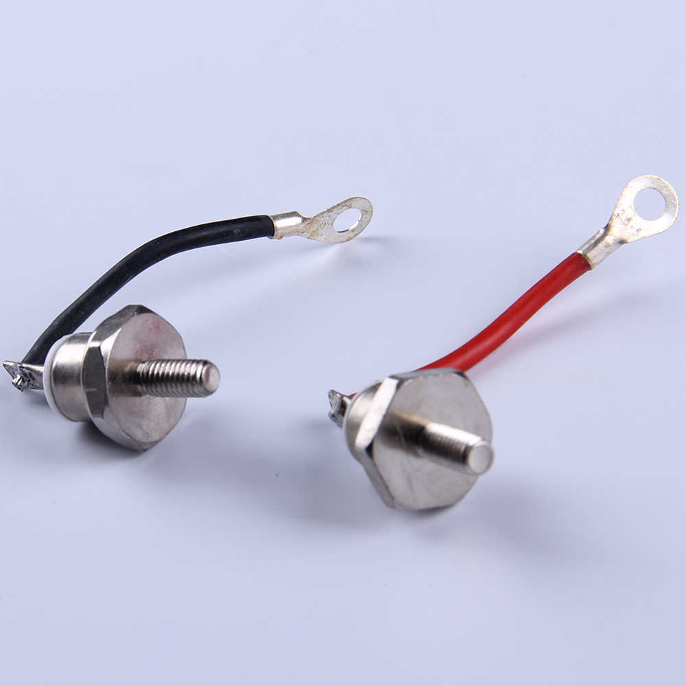 Alternator Generator Power Rectifier Diode Kit 40A Thyristor Bolt Diode  rectifying diode package Male femal one pair