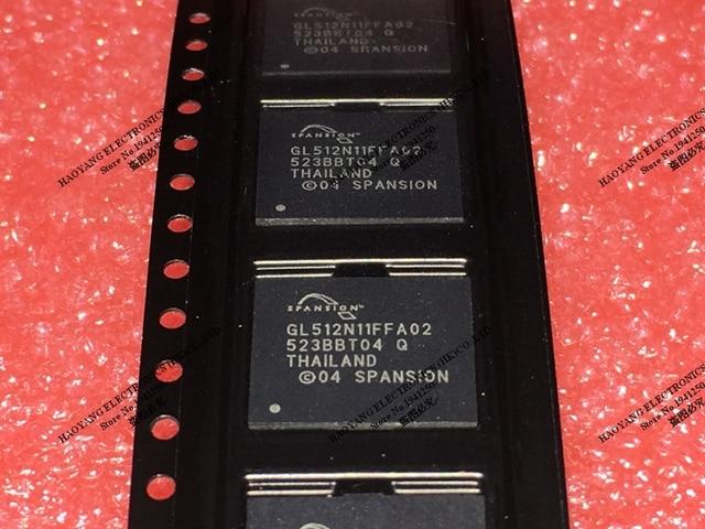 S29GL512N11FFA02 GL512N11FFA02 100% New and original