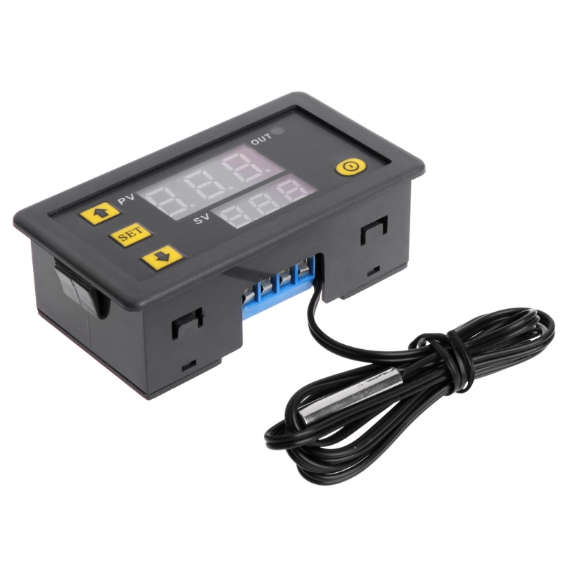 W3230 DC 12V 20A Digital Temperature Controller -50-120 Thermostat Regulator