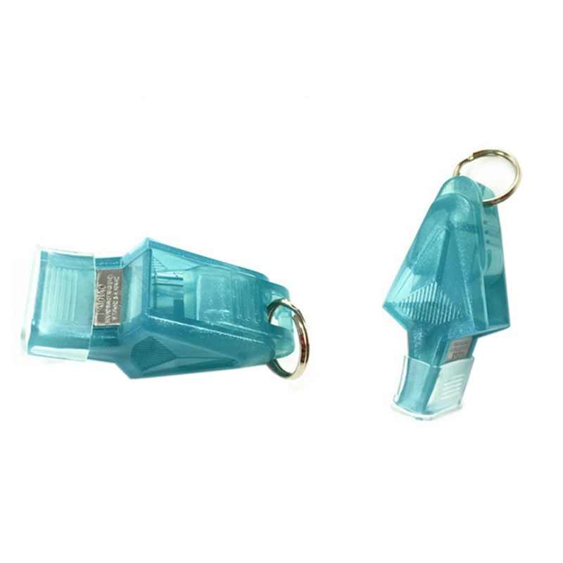 Nuclear free high frequency dolphin basketball referee whistle High quality Plastic Soccer Football Hockey Sports plastic