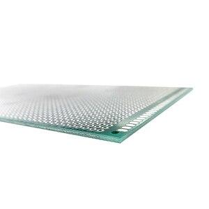 Image 5 - 20 個 9 × 15 センチメートルプロトタイプpcb 2 層 9*15 センチメートルパネルのユニバーサルボード両面 2.54 ミリメートルグリーン