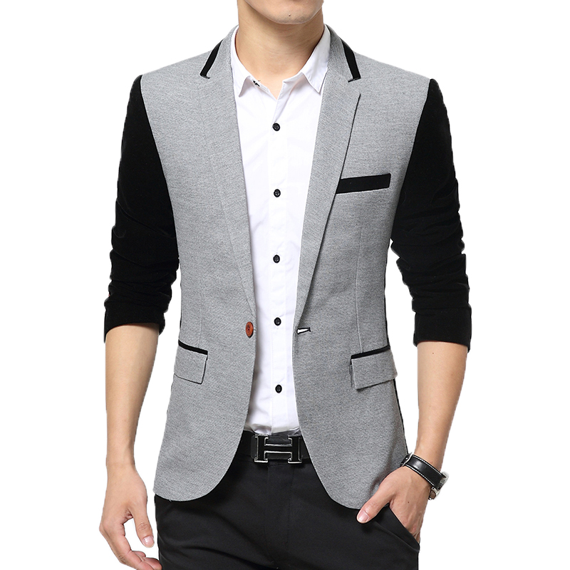 Compare Prices On Men Casual Blazers- Online Shopping/Buy Low Price Men Casual Blazers At ...