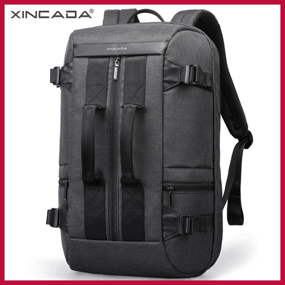 XINCADA Carry On Backpack Duffle Bag Weekend Travel Bag Travel Backpack Laptop Backpack Tote Bags For Men High-capacity School