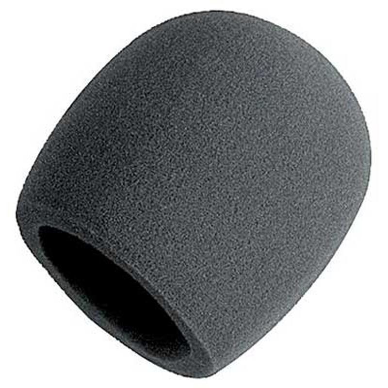 On Stage Foam Ball-Type Mic Anti Saliva Windscreen For Microphones N.26
