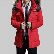 2016 зимний мужской хлопок мужская длинный отрезок толстый слой куртки любителей прилив Корейский мужской мягкий A017