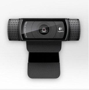 Logitech Webcam HD C920 1080P full 720P Built in mic Video Calling Recording