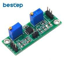 LM358 усилитель слабых сигналов, усилитель напряжения, вторичный операционный модуль усилителя, одиночный сборщик сигналов мощности