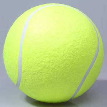 9.5 Inches Dog Tennis Ball 1