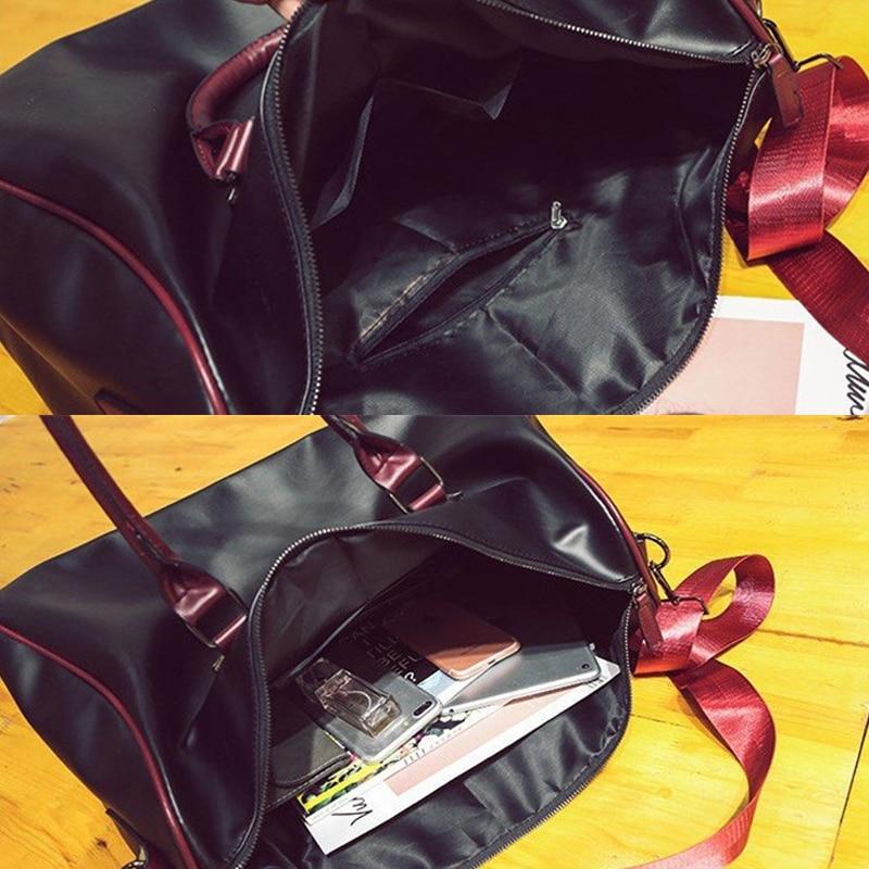 Taşınabilir Kadın Seyahat Çantaları Kadın Büyük Kapasiteli - Bagaj ve Seyahat Çantaları - Fotoğraf 5