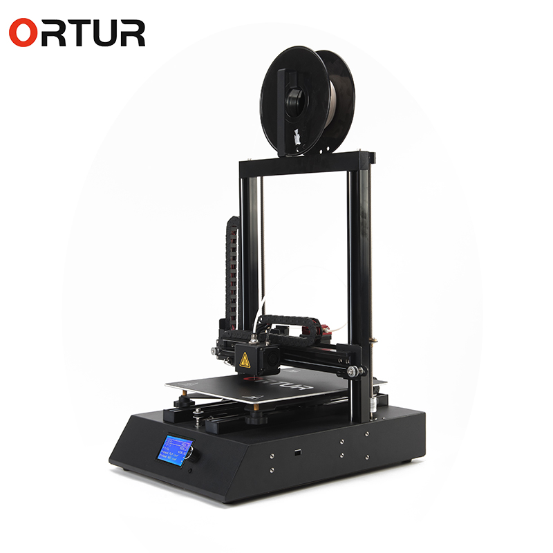 3d Printers Professional Machines Ortur4 All metal 3d Printer All Linear Guide Rail House Impresora 3d