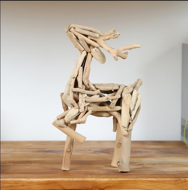 2 tipo de tamao de madera hechos a mano artesana regalos adornos