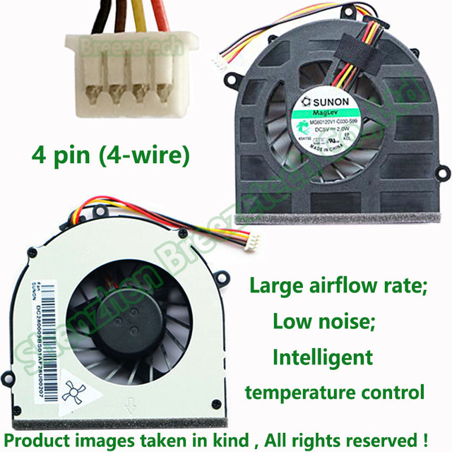 US $9 74 |100% Tested Brand New CPU Fan For LENOVO G470 G470A G470AH G475  G475A G570 Laptop replacement part repair Cooling Fan cooler-in Fans &
