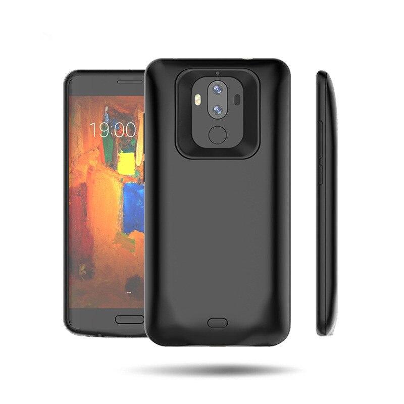 Цена за 2017 Лидер продаж 5000 мАч Внешнее зарядное устройство Power Bank чехол для Huawei Mate 9 портативный резервный телефон назад charging Cover случаях