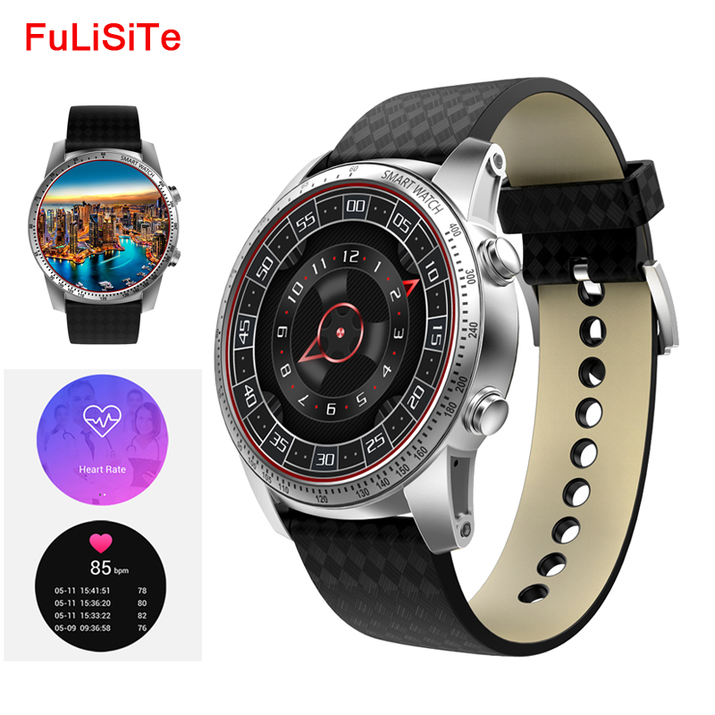 Smartwatch GPS 3g Wifi Heart Rate Waterproof Smartwatch 512MB 8GB Android 5.1 Wear Whatsapp Touch Screen Smart Watch Electronic ...