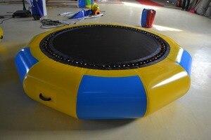 inflatable water trampoline exporter