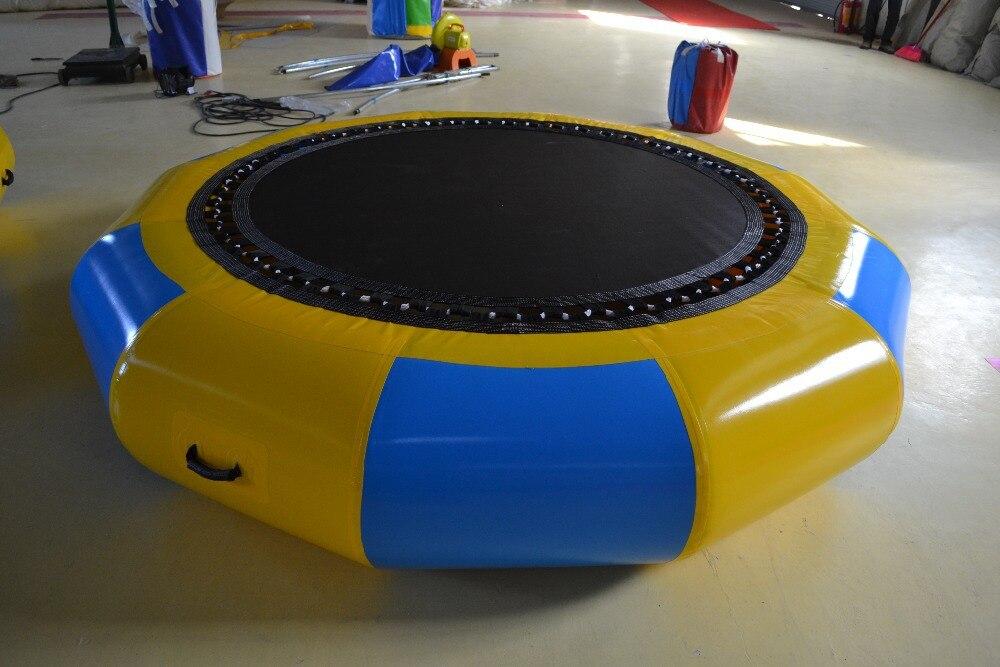 oppustelig vand trampolin eksportør