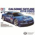 Tamiya 24272 1/24 Calsonic Skyline GTR OHS 2003 Escala Kits de Construção de Modelo de Carro de Montagem