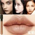Nueva llegada impermeable Milik Chocolate Color pintalabios mate suave líquido Long Lasting maquillaje de labios