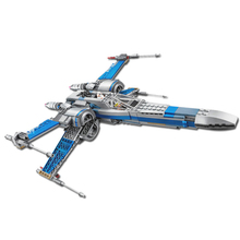 цена на https://www.aliexpress.com/store/product/35006-740pcs-Star-Wars-First-Order-Poe-S-X-Wing-Starfighter-Fighter-4-Figures-Building-