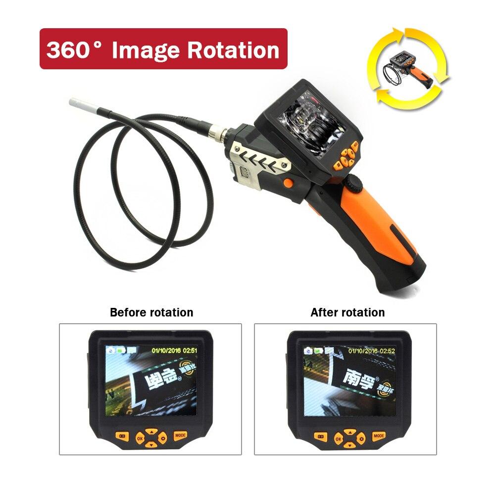 Blueskysea-NTS200-Endoscope-Inspection-Camera-3-5-Inch-LCD-Monitor-8-2mm-Diameter-3-Meters-Tube (2)
