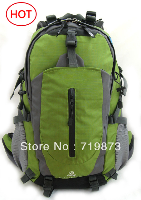 Free Shipping Medium-sized backpack hiking backpack mountaineering bag breathable bearing system