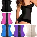 New Latex Waist Cincher Corset Waist Trainer Corset Latex Shapewear Sexy Corsets and Bustiers Fast Ship Lumbar Supports Shaper