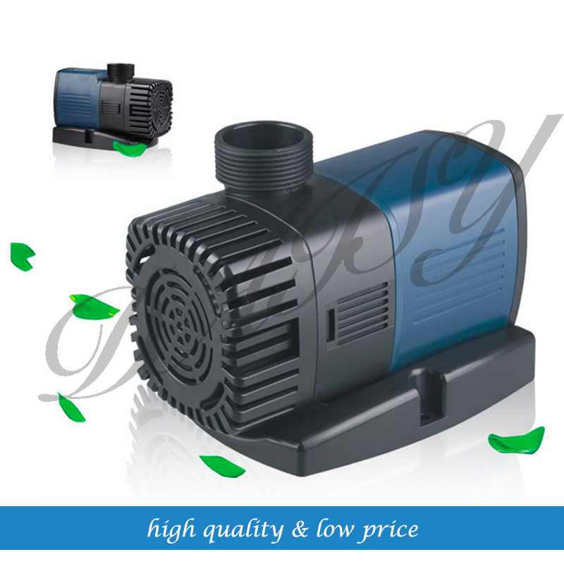 free shipping JTP-9000 Submersible Pump for Aquarium jtp 9000 high output efficiency pond aquarium pump 9000l h