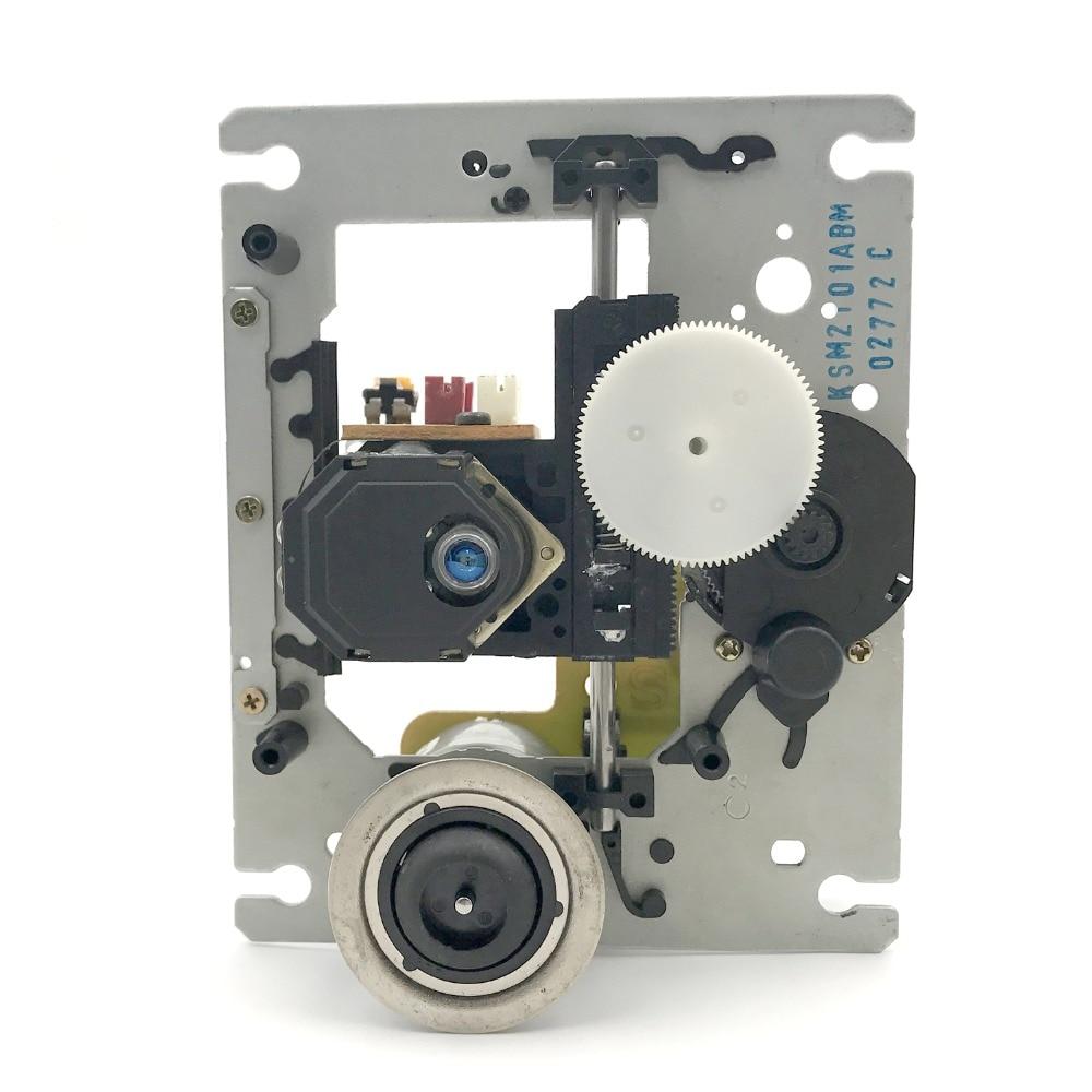ორიგინალური ახალი KSM-2101ABM KSS-210A KSS-210B KSS210A CD VCD ლაზერი მექანიზმით KSM2101ABM
