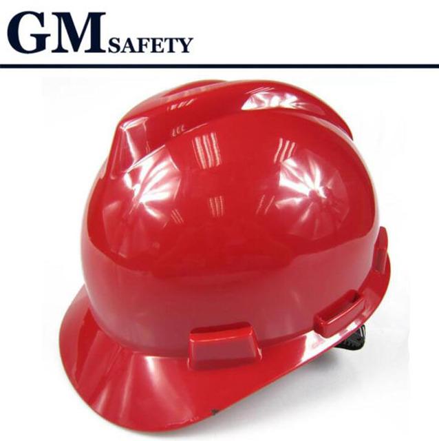 Proteção para a cabeça proteção capacete de segurança abs cap material de impressão disponíveis cuidados de segurança desgaste do trabalho frete grátis H1621
