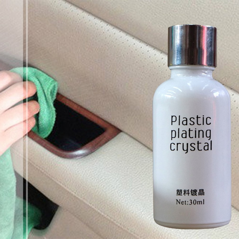 Image 5 - Car Plastic Nano Plating Agent Auto Renovative Agent for Car Repair Waterproof Renewing Polishing Crystal Car Protection