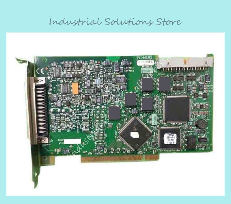 Original PCI-6023E multifunctional data acquisition card
